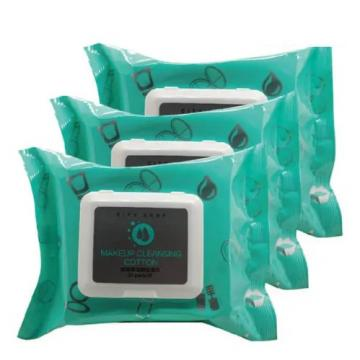 Wholesale Orange Scented Makeup Remover Cleansing Wet Wipes