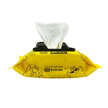 Hot Sale Product Wipes Hand Sanitizing Pack Industrial Wet Wipes