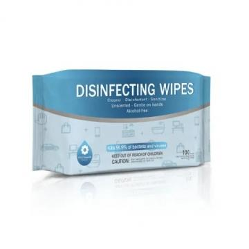 Whole Sale 75% Wet Anti Bacterial Cleaning Sanitizing Quick Alcohol Wet Wipe