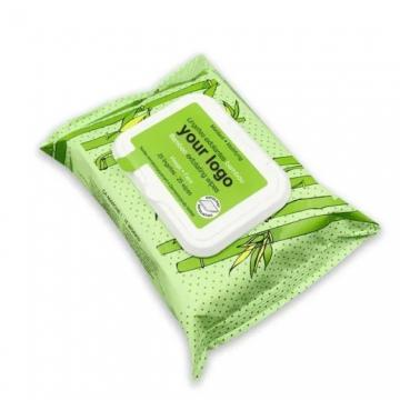 Beauty concepts cleansing/uni clean mosquito repellent spunlace for wet wipes
