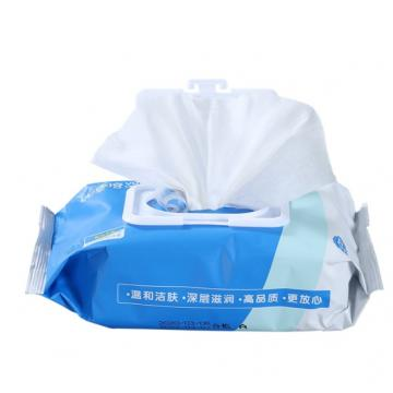 China Buy Wholesale in Stock Portable Antibacterial Sanitiser Hand Alcohol Wipes