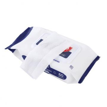 Purely Synthetic Microfiber Nonwoven Cleanroom Wipes