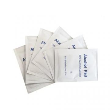 OEM Brand of Alcohol Prep Pad Alcohol Wipes Supply for Airlines