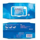Factory cheap price disinfectan alcohol pads non woven ce alcohol cleaning-wipes